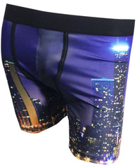 Drill Boxer Brief Chicago Print 004