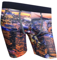 Drill Boxer Brief NYC Print 005