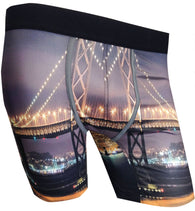 Drill Boxer Brief San Francisco Print 0010