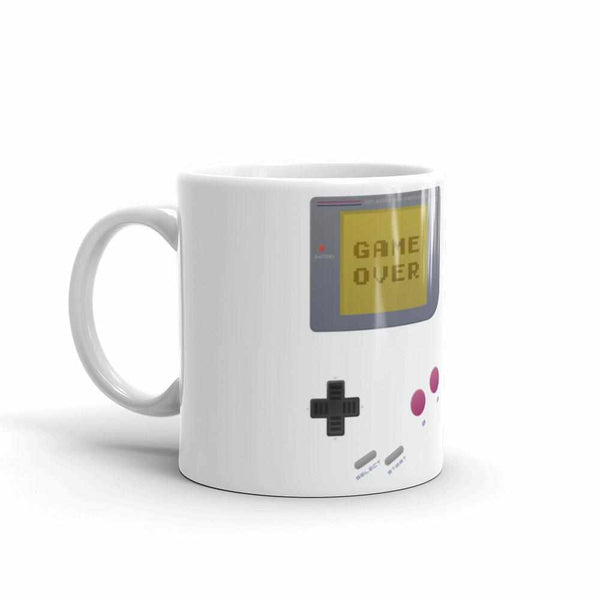 Game Over Mug - Teeopia | T-shirt Utopia