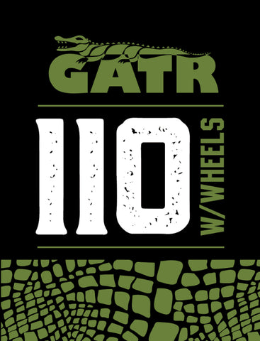GATR 110qt with Wheels