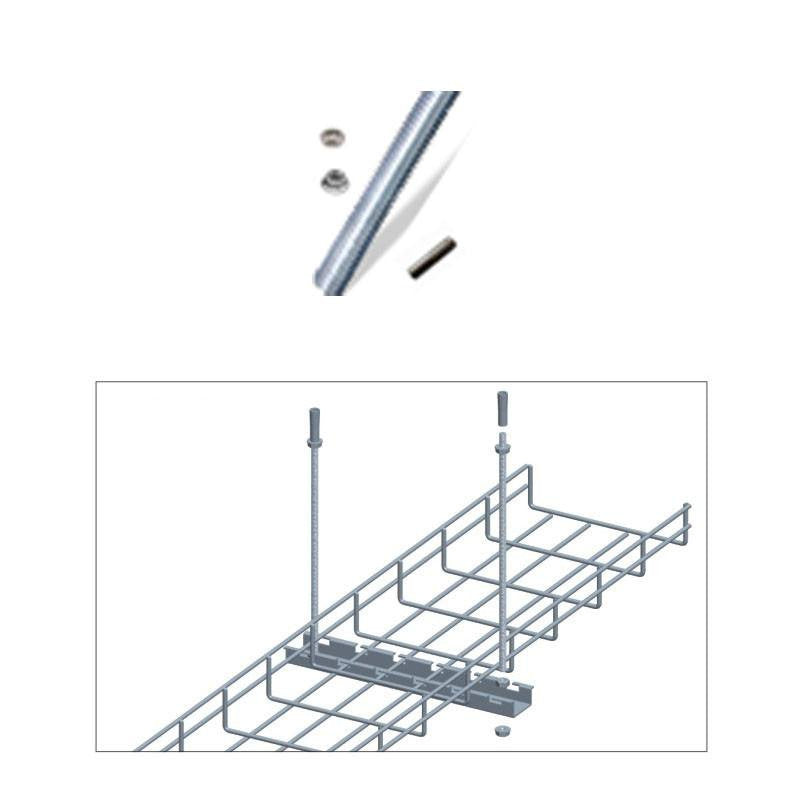 Ceiling Hanging Bar Kit - Timberwolf Supply