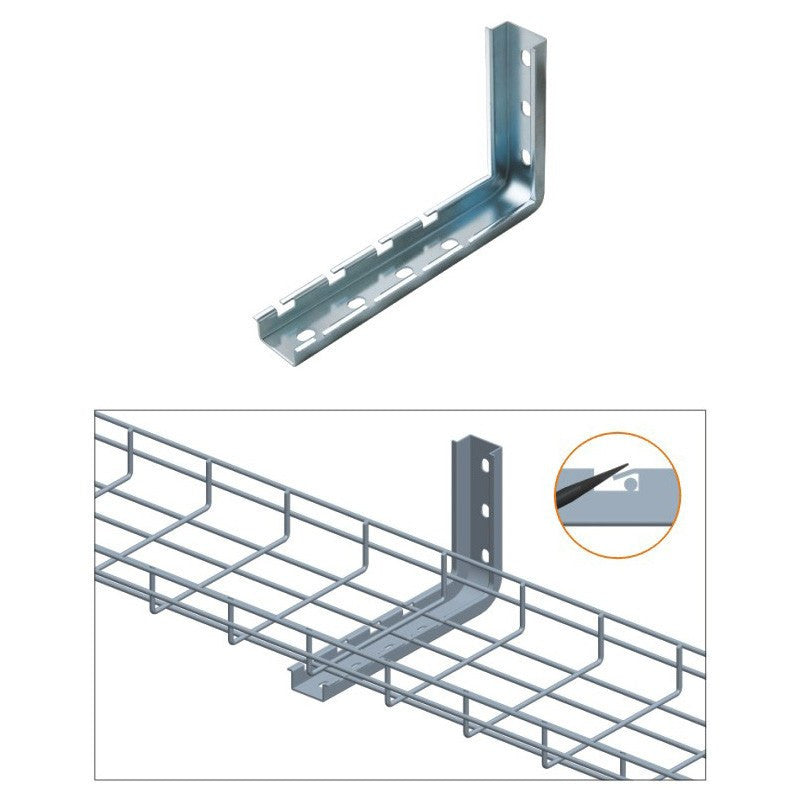 L Wall Bracket - Timberwolf Supply
