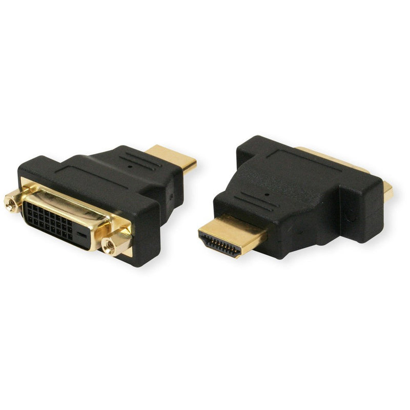 HDMI A (M) to DVI-D (F) Adapter - Timberwolf Supply