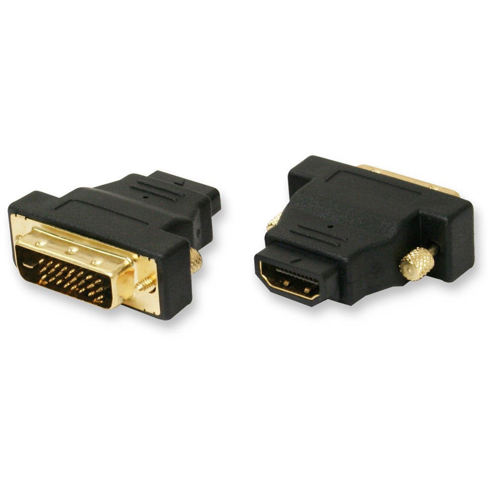 HDMI A (F) to DVI-D (M) Adapter - Timberwolf Supply