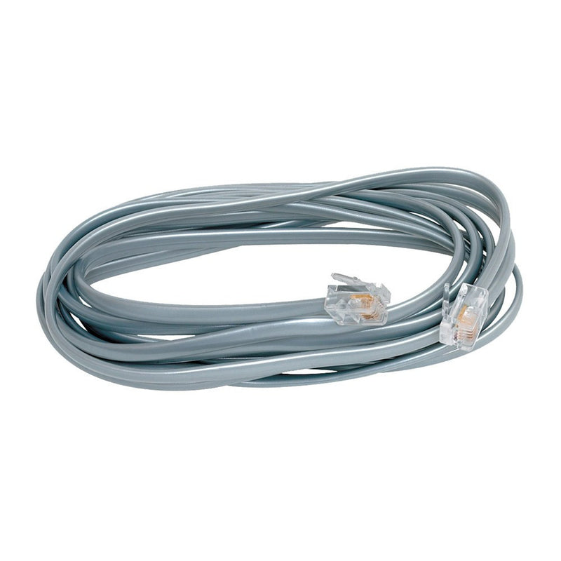 Silver Satin Modular Cables - Timberwolf Supply
