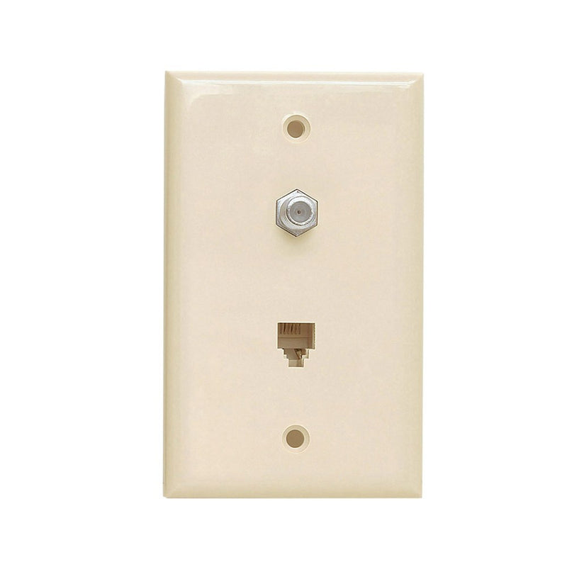 Telephone Wall Plates - Timberwolf Supply