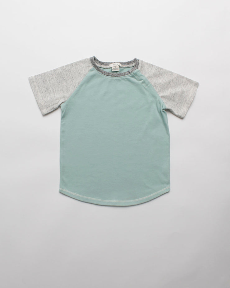 the baseball tee - mint