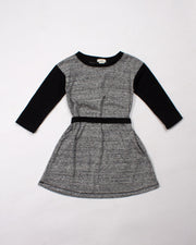 the two-way dress - black