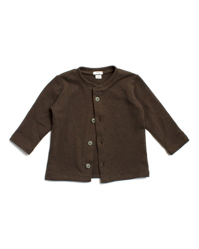 the cardigan - olive