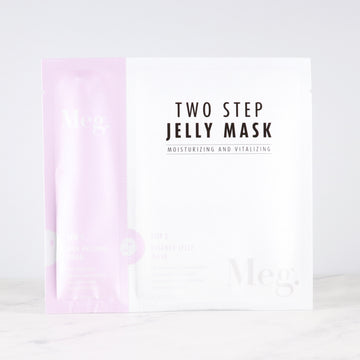 Meg Two Step Jelly Mask - Moisturizing & Vitalizing