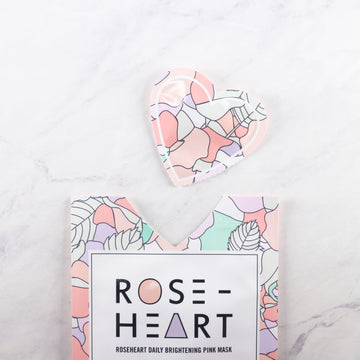 Roseheart Daily Brightening Pink Mask