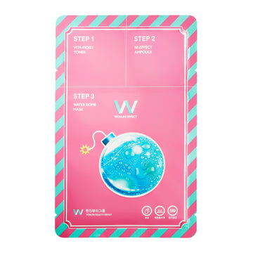 Wonjin Effect Water Bomb 3 Step Mask