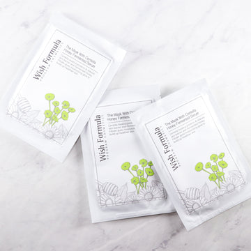 Wish Formula Centella & Honey Serum Mask