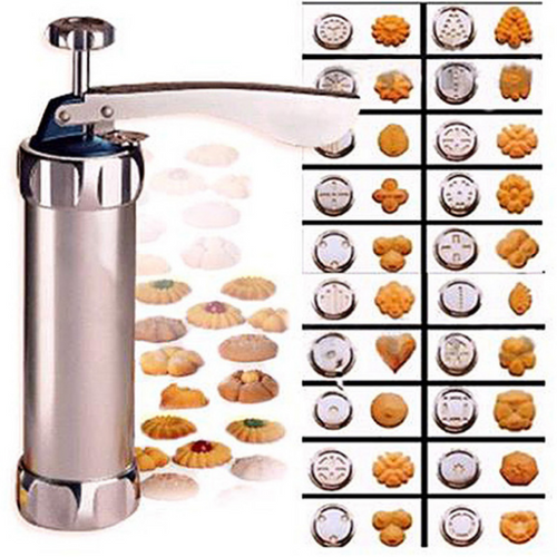 New High Quality Cookie Press Machine