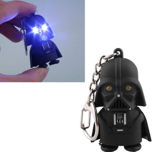 Star wars LED Key Chain with Sound