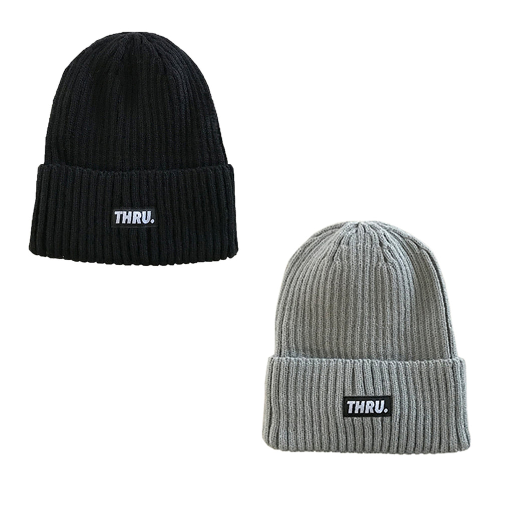 Knit-Fit Beanie - THRU.