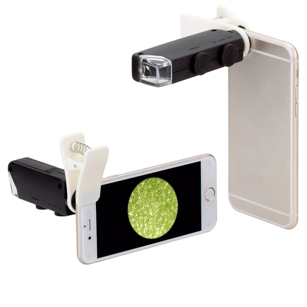 Cell Phone Pocket Microscope