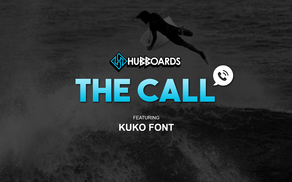 The Call featuring Kuko Font