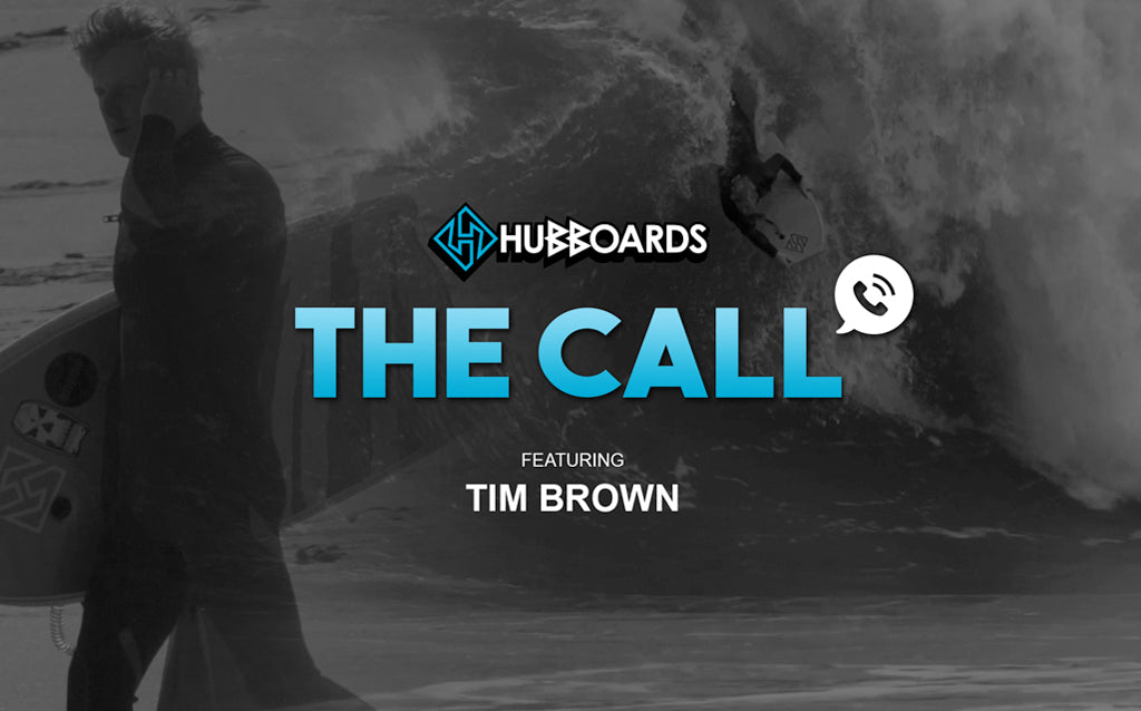 The Call featuring Tim Brown