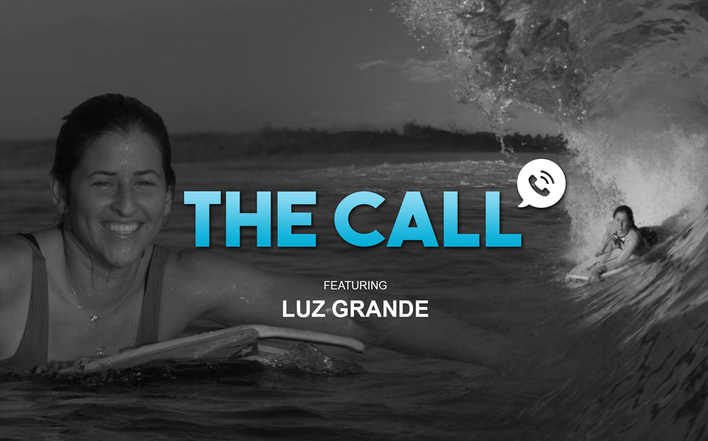 The Call featuring Luz Grande