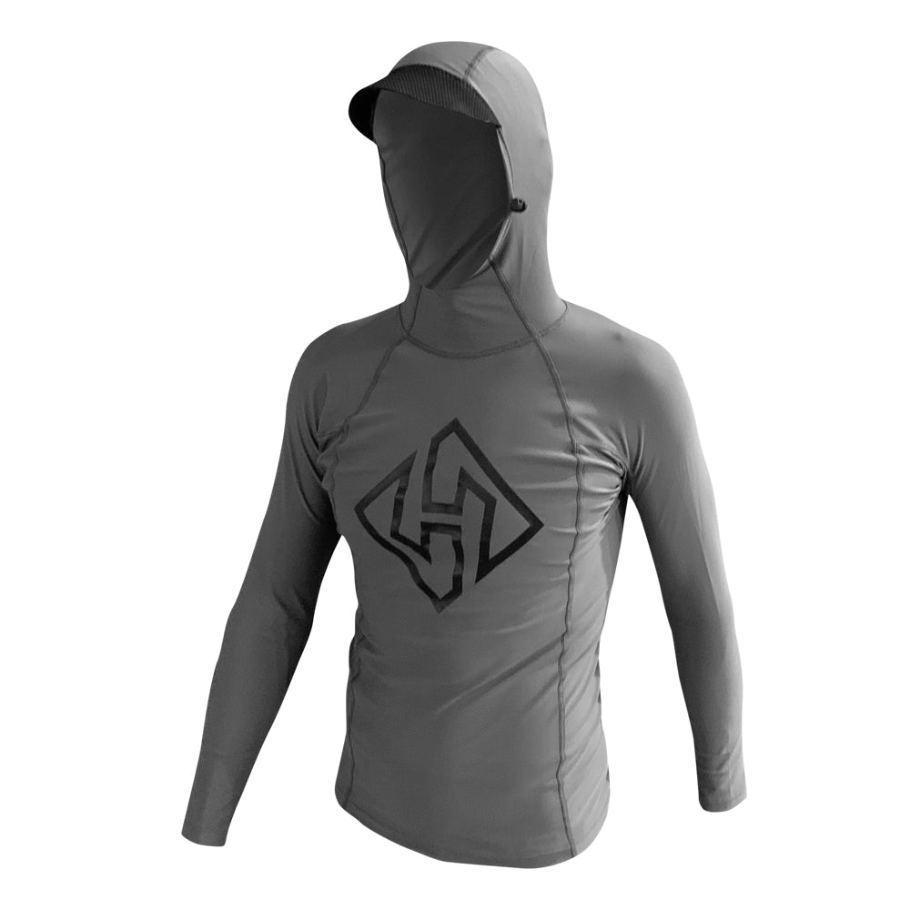 Hooded Long Sleeve Rashguard