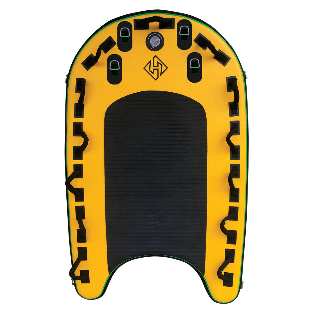 Hubboards Inflatable Surf Sled