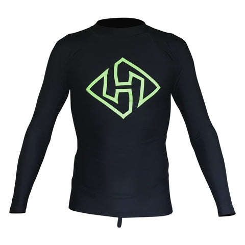 Long Sleeve Rashguard  (Back in Stock in March)