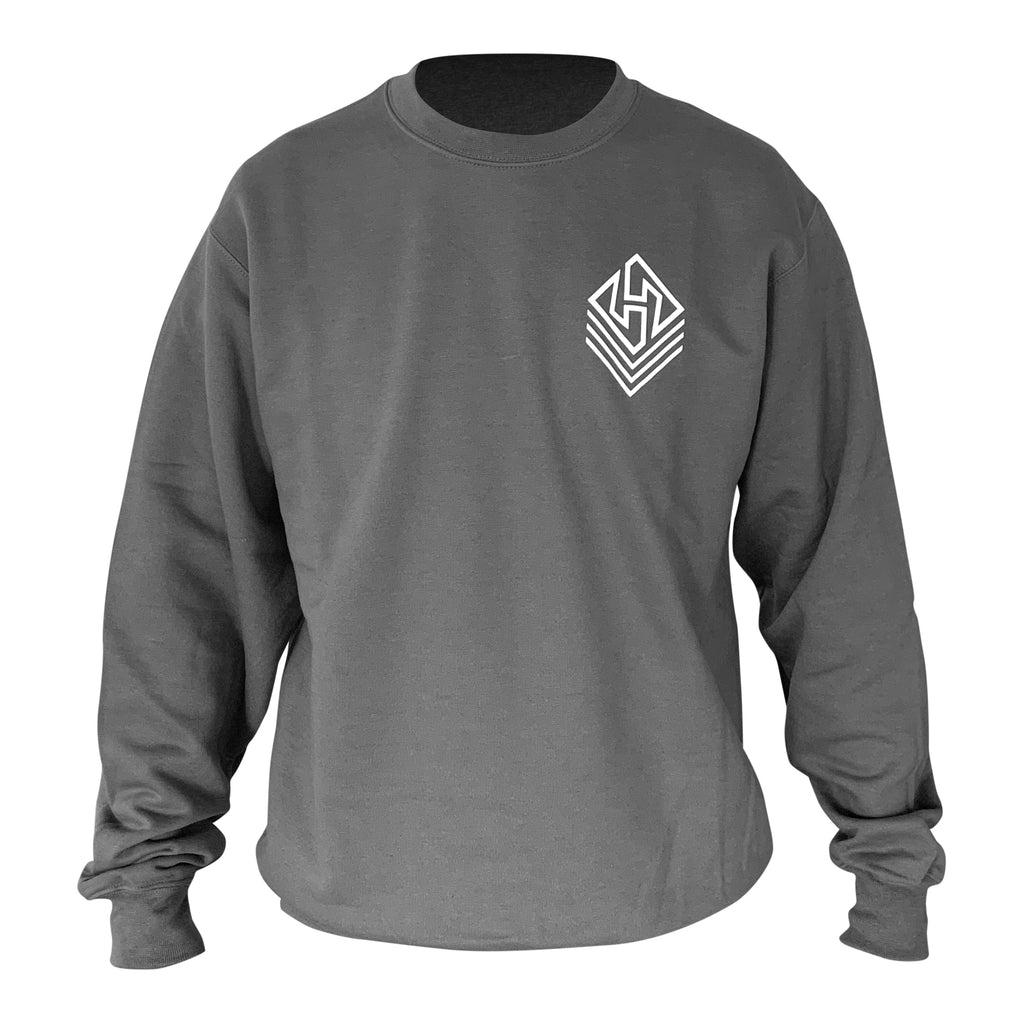 Hubboards Next Level Sweater - Grey