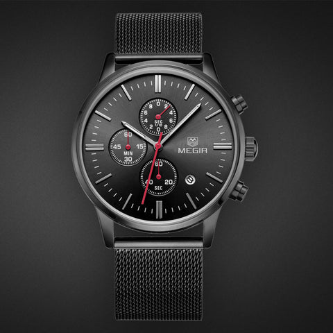 The Klick Accessories K444 Kinetic Watch