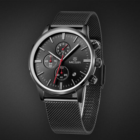 The Klick Accessories K610 Kinetic Watch