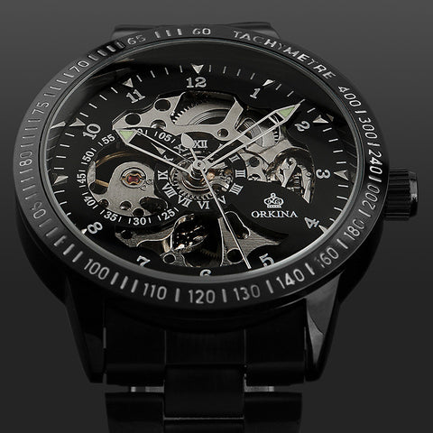The Klick Accessories K381 Kinetic Watch