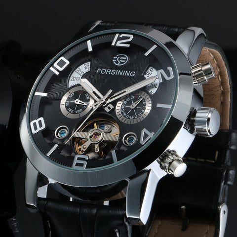 The Klick Accessories K410 Kinetic Watch