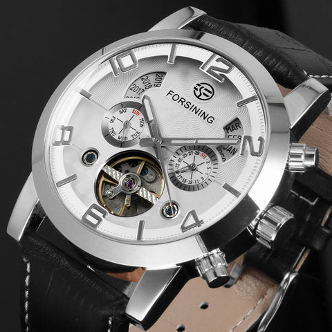 The Klick Accessories K448 Kinetic Watch