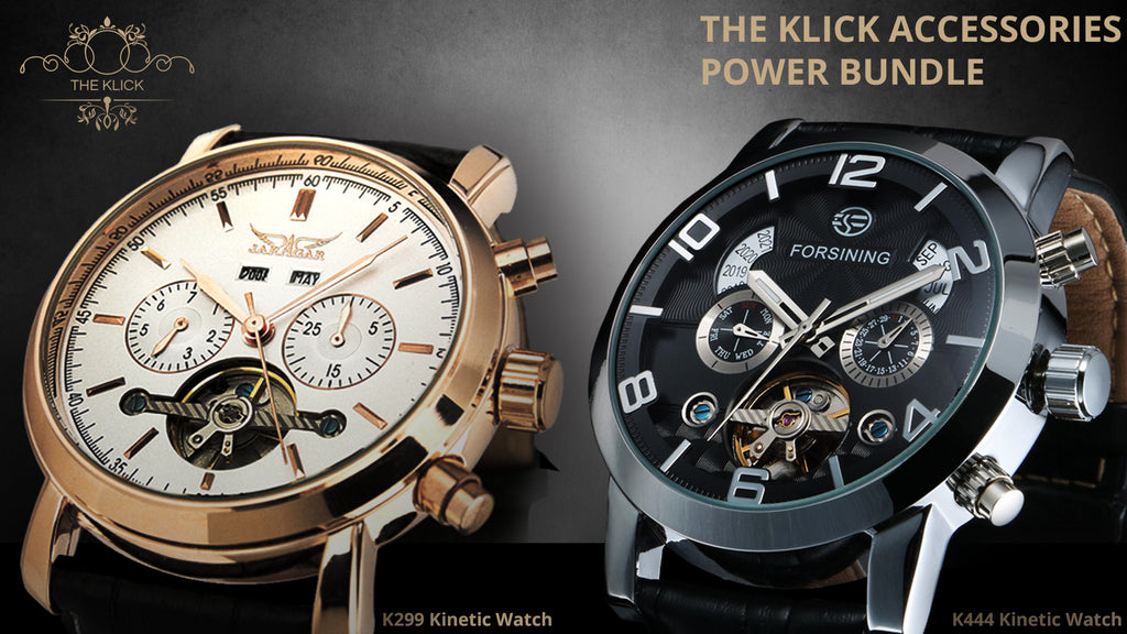 The Klick Accessories Power Bundle - The Klick Accessories. Your Online Accessories Shop in South Africa.