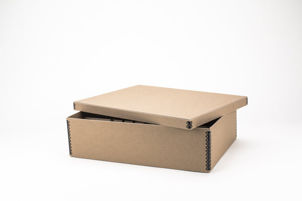 12 Compartment Archival Storage Box, 6""