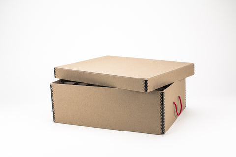 Two Layer Archival Storage Box