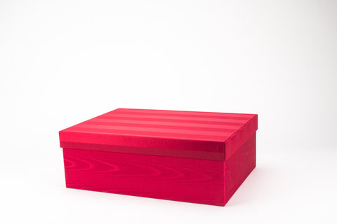 Ultimate Ornament Box <br> Holds 44 Ornaments on 2 Layers