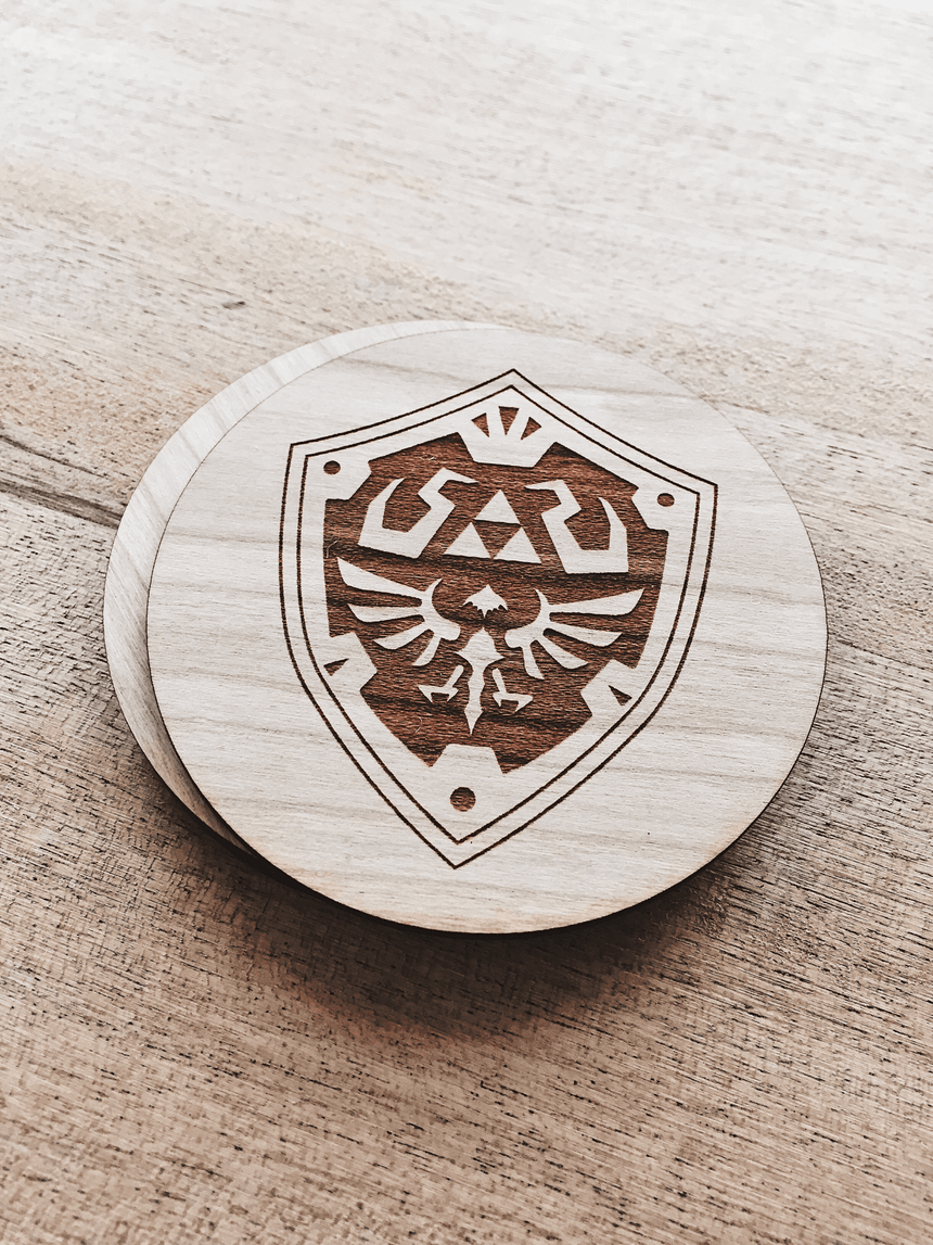 Covfefe Wooden Pin