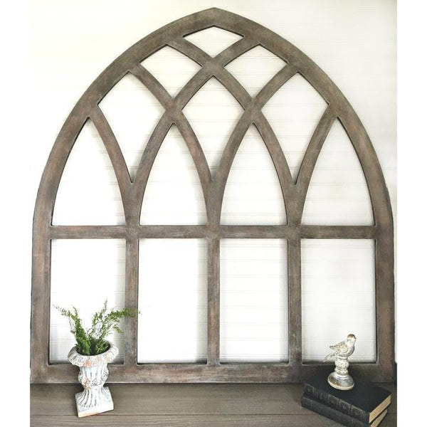 "Pattern for 44"" x 46"" Gothic Window Frame (Instant Download)"