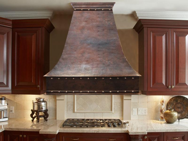 Custom Copper Appliances