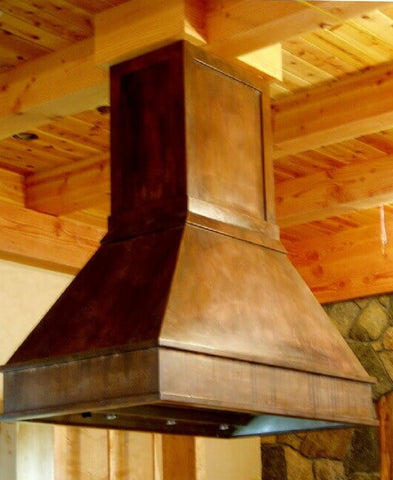 Customized Kitchen Island Range Hoods