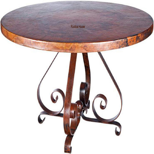 Replacement Copper Dining Tabletops