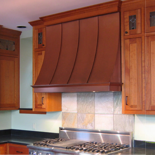 Wall Mount Copper Stove Hoods