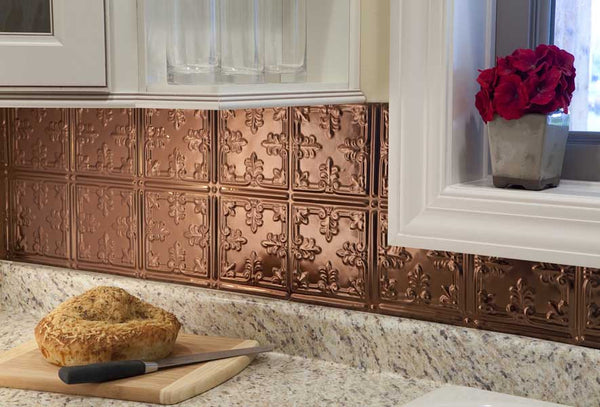 custom copper kitchen, bathroom, dining room