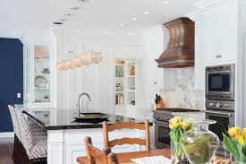 custom copper kitchen