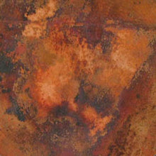 natural color copper choice of artisan made copper for a dining table