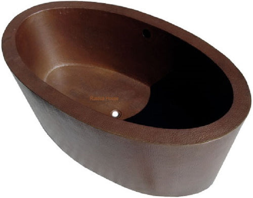 mexican coppersmiths made copper tub