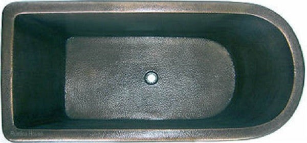 slipper copper tub