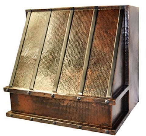range copper colonial hood